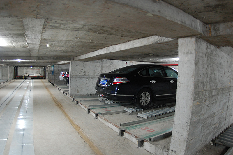 ppy model automated parking system